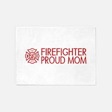 Firefighter: Proud Mom (Florian Cross) 5'x7'Area R