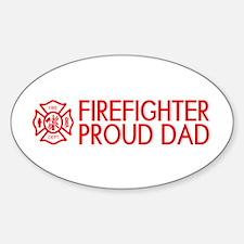 Firefighter: Proud Dad (Florian Cro Decal