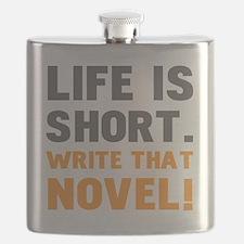 Unique Writer Flask