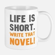Write That Novel Mugs