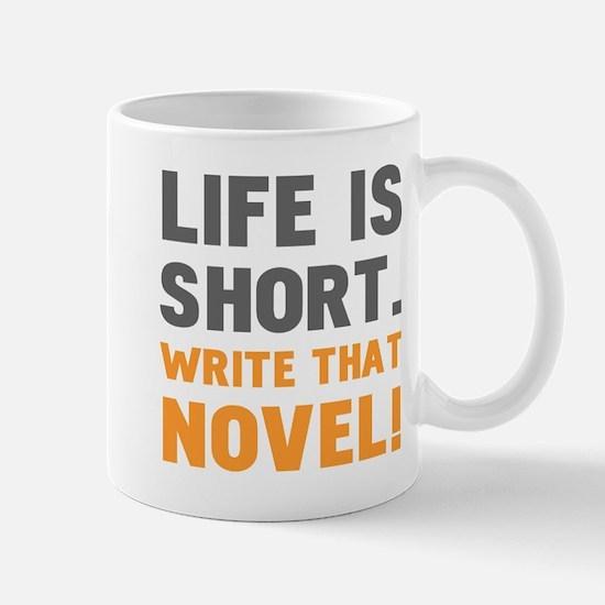 Write That Novel Mugs