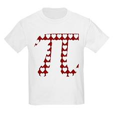 Valentine Pi T-Shirt