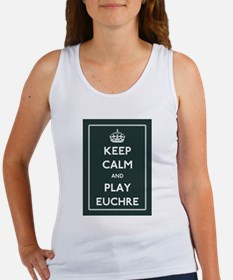 Euchre Tank Top