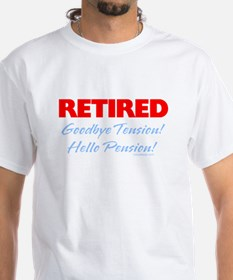 Retired Goodbye Tension T-Shirt