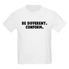 Be different Conform T-Shirt