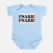 FNARR FNARR - VIZ SPEAK Body Suit