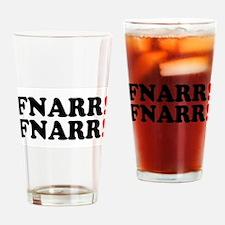 FNARR FNARR - VIZ SPEAK Drinking Glass
