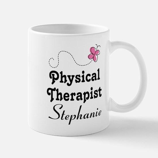 Physical Therapist Personalized gift Mugs
