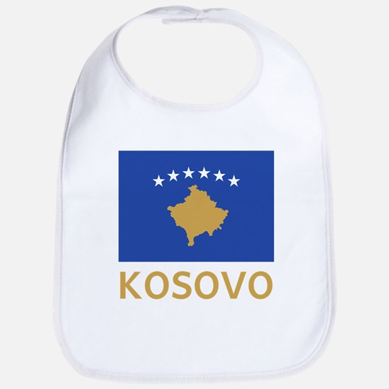 Kosovo Baby Bib
