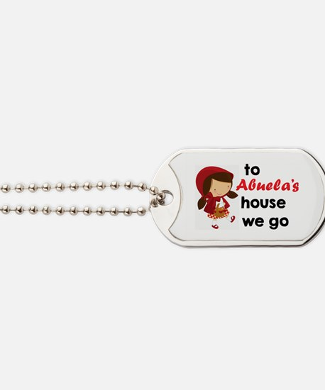 Unique Red riding hood Dog Tags