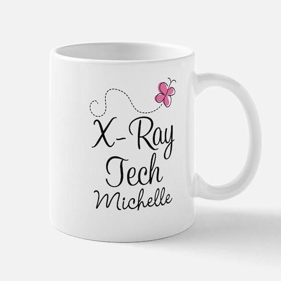 X-Ray Tech Personalized Mugs
