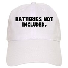 Batteries not included Baseball Cap