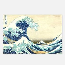 The Great Wave off Kanaga Postcards (Package of 8)