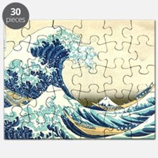 The Great Wave off Kanagawa Puzzle