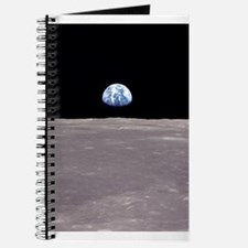 Earth Rise Apollo 11 Moon Orbit Ornament O Journal