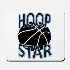 Hoop Star Mousepad