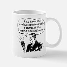 Worlds Greatest Wife Mugs