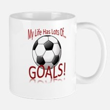 Life GOALS Mugs
