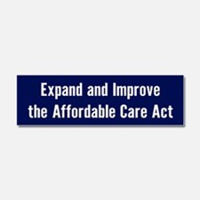 Save The Affordable Care Act Car Magnet 10 X 3