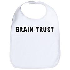 Brain trust Bib