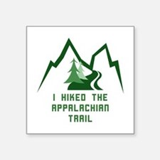 Hike the Appalachian Trail Sticker