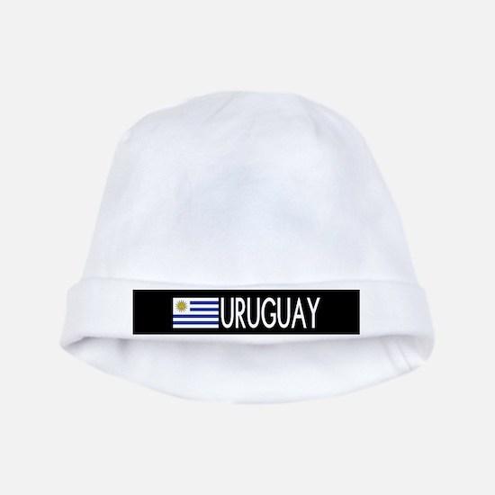 Uruguay: Uruguaya Flag & Uruguay baby hat