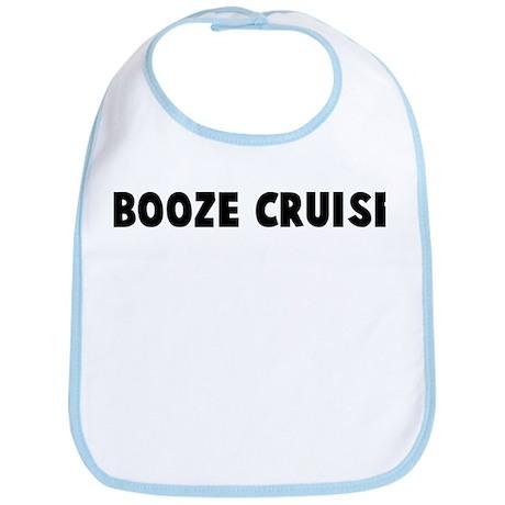 Booze cruise Bib