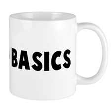 Back to basics Mug