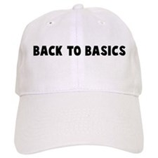 Back to basics Baseball Cap