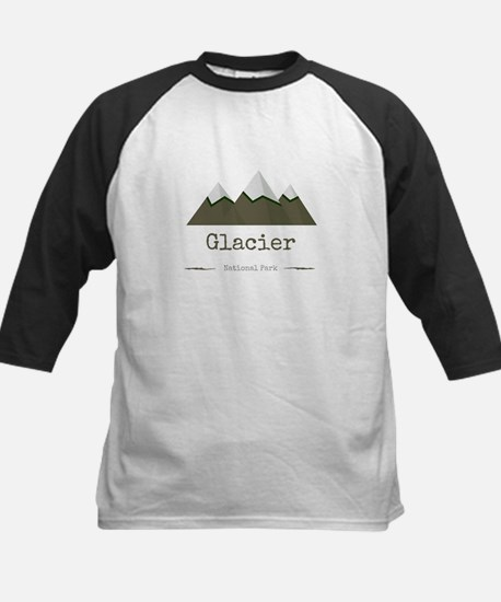 Glacier National Park Baseball Jersey