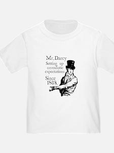 Mr. Darcy close up T-Shirt
