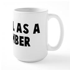 As cool as a cucumber Mug