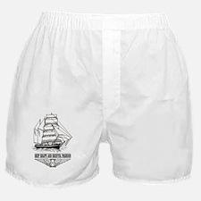Cute Bristol travel Boxer Shorts
