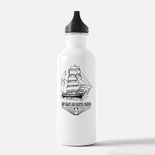 Cute Bristol travel Water Bottle