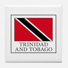 Trinidad and Tobago Tile Coaster