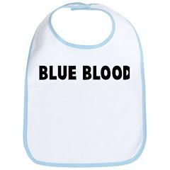 Blue blood Bib