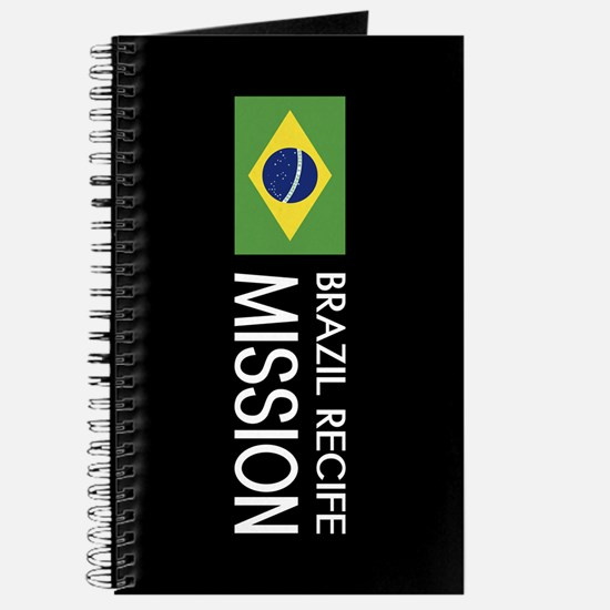 Brazil, Recife Mission (Flag) Journal