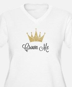 Crown Me Plus Size T-Shirt