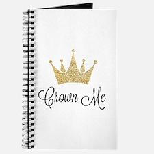 Crown Me Journal