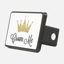 Crown Me Hitch Cover
