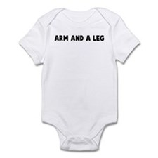 Arm and a leg Onesie
