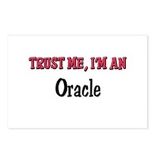 Trust Me I'm an Oracle Postcards (Package of 8)