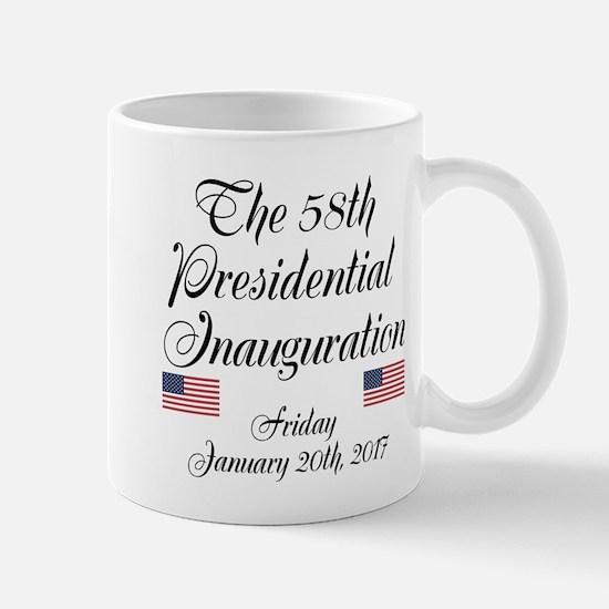 The 58th Presidential Inauguration Mugs