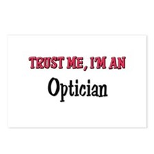 Trust Me I'm an Optician Postcards (Package of 8)