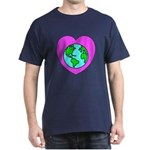 Love Our Planet Dark T-Shirt