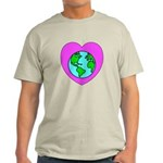 Love Our Planet Light T-Shirt