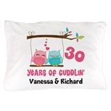 30th anniversary Pillow Cases