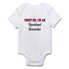 Trust Me I'm an Operational Researcher Infant Body