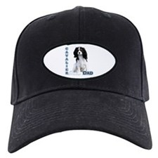 Cavalier Dad4 Baseball Hat