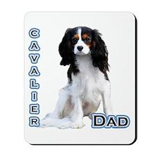 Cavalier Dad4 Mousepad